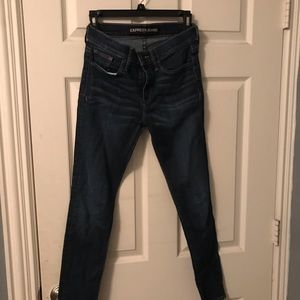Express Jeans, New. Size 4